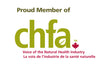 Member of the Canadian Health Food Association