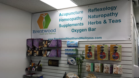 Brentwood Health and Wellness Inside Store