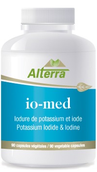Alterra Io-Med (Iodide and Iodine), , Vitamins and Supplements, Herbasante, Brentwood Health and Wellness