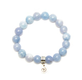 Gemz Maxi Bracelets - 18 genuine gemstone beads and one infinity charm., Health and Beauty, Gemz - Brentwood Health and Wellness