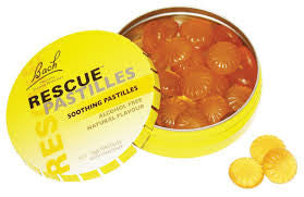 Bach Rescue Pastilles 35 Count - Original Flavour, , Vitamins and Supplements, Christmas, Brentwood Health and Wellness