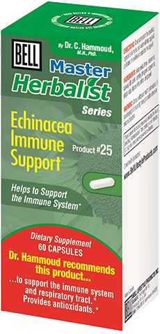 Bell #25 Echinacea Immune Support, , Vitamins and Supplements, Bell Lifestyle Products, Brentwood Health and Wellness