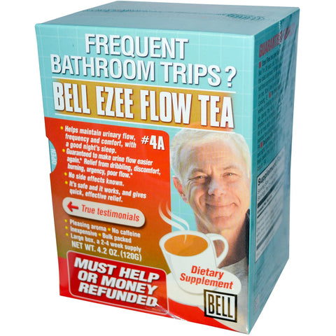 Bell #4A Prostate Ezee Flow Tea, , Teas, Bell Lifestyle Products, Brentwood Health and Wellness