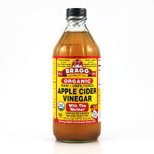 Bragg Apple Cider Vinegar 473ml Glass Bottle, Foods and Grains, Christmas - Brentwood Health and Wellness