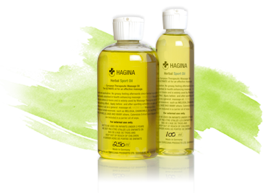 Hagina Herbal Sport Oil 100ml, , Aromatherapy and Essential Oils, Eurocana Products Ltd., Brentwood Health and Wellness