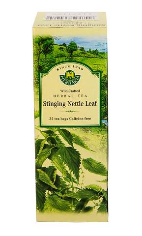 Herbaria Wild Crafted Herbal Tea - 25 Tea Bags