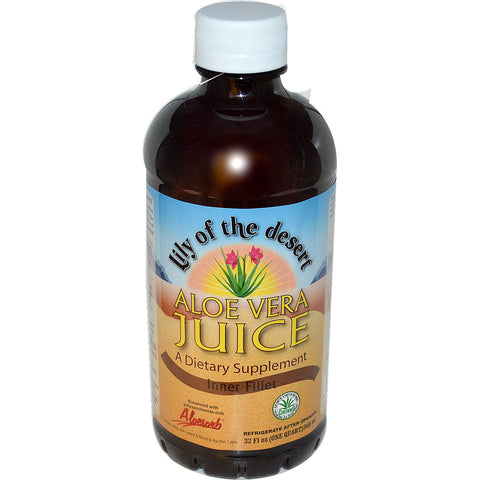 Lily of the Desert Inner Fillet Aloe Vera  946ml, , Vitamins and Supplements, Christmas, Brentwood Health and Wellness