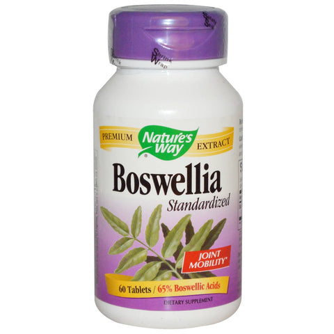 Nature's Way Boswellia 60 tablets, , Vitamins and Supplements, Nature's Way, Brentwood Health and Wellness