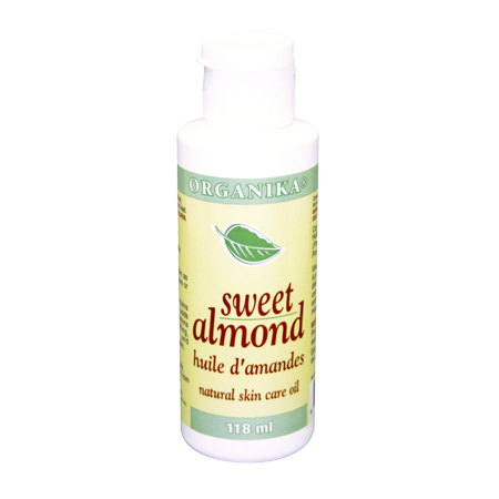 Organika Sweet Almond Oil 118ml