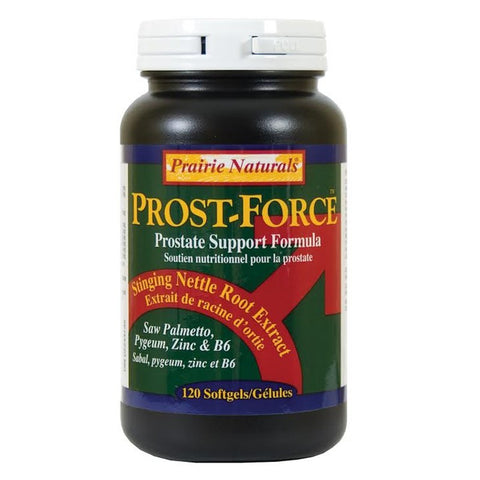 Prairie Naturals Prost-Force 140 cap, , Vitamins and Supplements, Prairie Naturals, Brentwood Health and Wellness