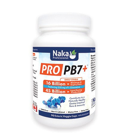 Naka Pro PB7 16 Billion 90 caps, , Vitamins and Supplements, Naka, Brentwood Health and Wellness