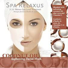Spa Relaxus Facial Mask - 15 Minute Spa Level Treatment, Health and Beauty, Relaxus - Brentwood Health and Wellness