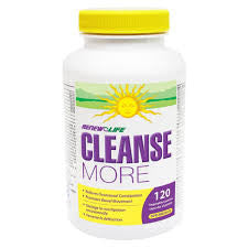 Renew Life CleanseMORE 120 capsules, , Vitamins and Supplements, Renew Life, Brentwood Health and Wellness