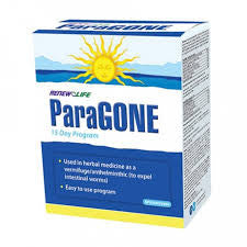 Renew Life ParaGONE 15 Day Program, , Vitamins and Supplements, Renew Life, Brentwood Health and Wellness