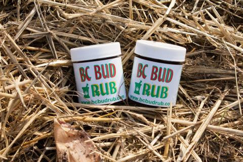 BC Bud Rub 15ml or 100ml size, , Health and Beauty, BC Bud Rub Farend Enterprises, Brentwood Health and Wellness