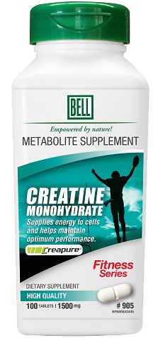 Bell #905 Creatine Monohydrate, , Vitamins and Supplements, Bell Lifestyle Products, Brentwood Health and Wellness