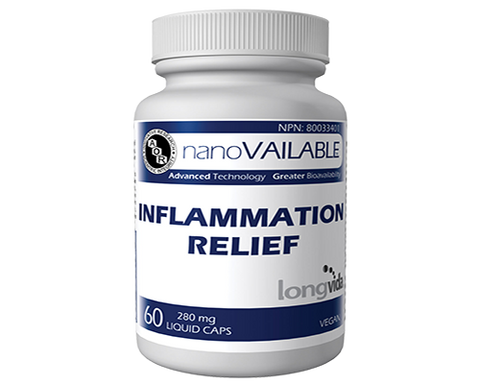 A.O.R. Inflammation Relief - 60 Capsules, , Vitamins and Supplements, A.O.R., Brentwood Health and Wellness