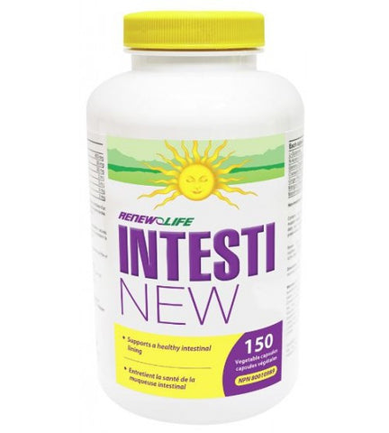 Renew Life Intestinew 150 cap, , Vitamins and Supplements, Renew Life, Brentwood Health and Wellness