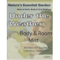 Nature's Essential Garden Under the Weather, , Aromatherapy, Nature's Essential Garden, Brentwood Health and Wellness