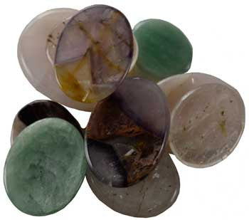 Worry Stones, , Health and Beauty, Freinds and Gems, Brentwood Health and Wellness
