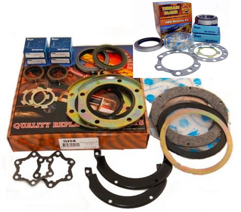 Terrain Tamer Knuckle Rebuild Kit SH4WB - 70 Series from 1/90 - on
