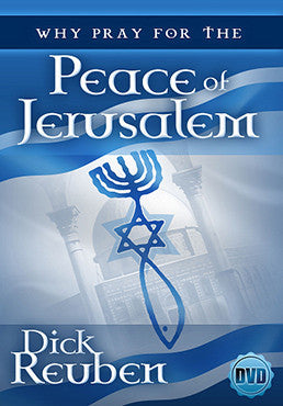 Why Pray For The Peace Of Jerusalem