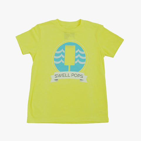 Swell Pops Yellow Tee