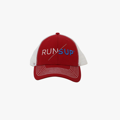 RUN/SUP Hat Red