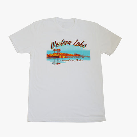 Western Lake Graphic Tee