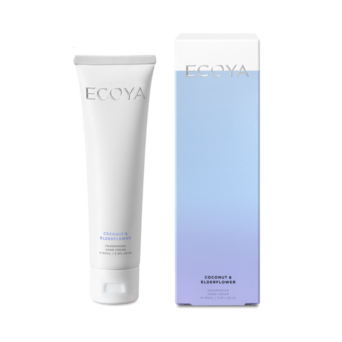 Ecoya Coconut & Elderflower Hand Cream