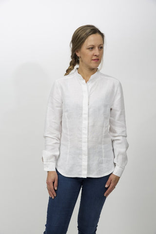 Linen shirt (Available in 3 colours)