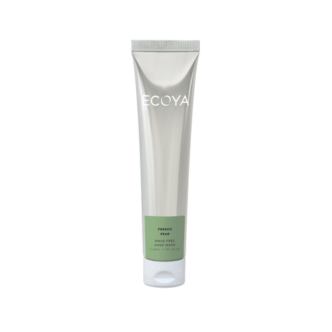 Ecoya French Pear Rinse Free Hand Wash