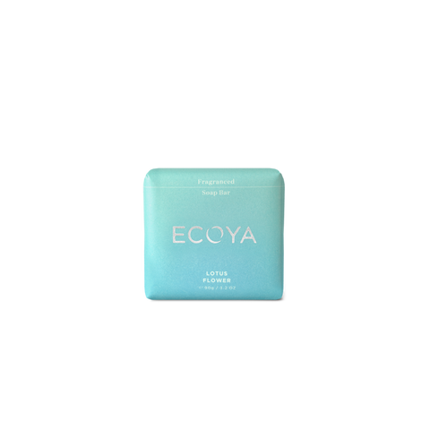Ecoya Lotus Flower Soap
