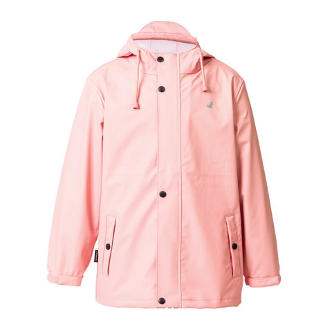 Crywolf Rain jacket Blush