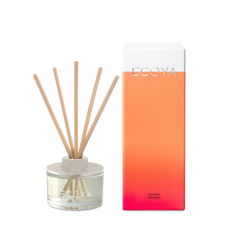 Ecoya Blood Orange Reed Diffuser Mini