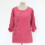 Tunic top Liepa (Available in 5 colours)