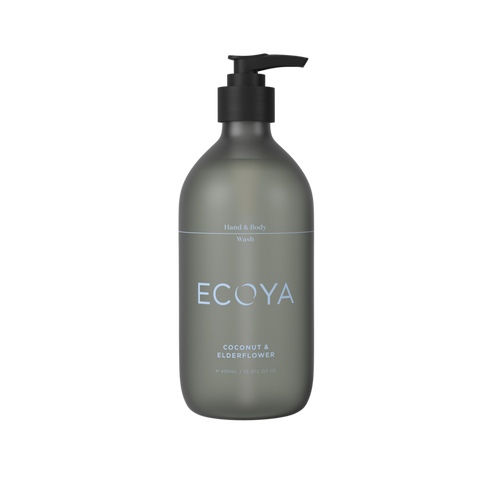 Ecoya Coconut & Elderflower Hand & Body Wash
