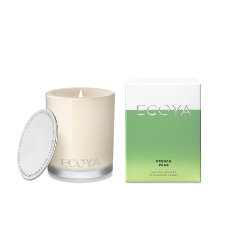 Ecoya French Pear Madison Mini Candle