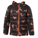 Eco Puffer Jacket Wolf 1-10 years