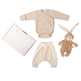 Wooly Organic Large gift set (Available in 2 colours)