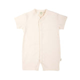 Organic cotton romper (Available in 3 colours)