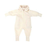 Organic cotton velour overalls (Available in 2 colours)