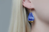 Rozenthal Drop Earrings Small