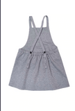 Apron dress organic cotton