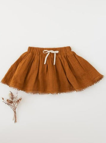 Dance and Play Cotton Skirt