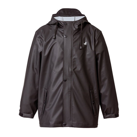 Crywolf Rain jacket Black