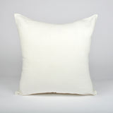 Linen cushion cover 50x50 white