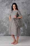 Linen dress Elena (Available in 3 colours)