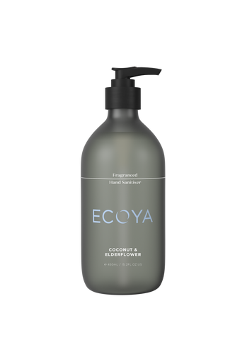 Ecoya Coconut & Elderflower Hand Sanitiser