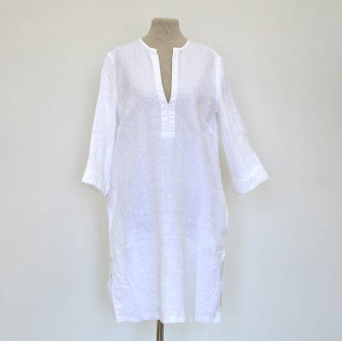Linen tunic Adele (Available in 3 colours)